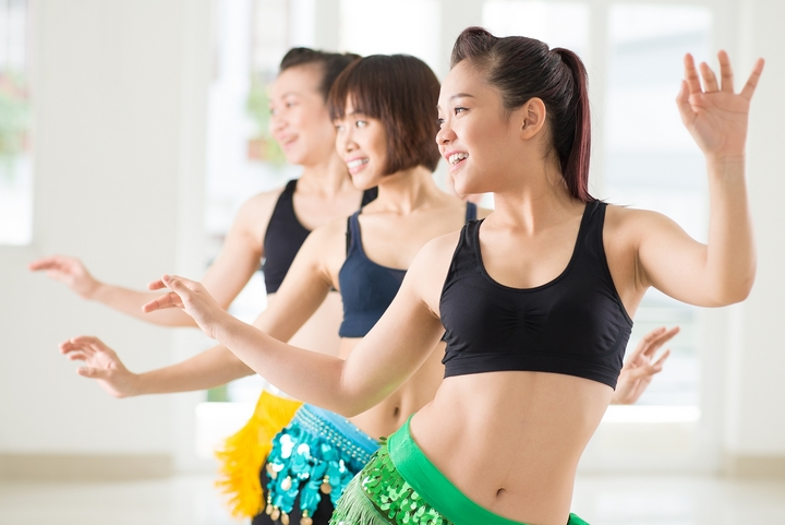 How to Stay in Shape Between Dance Classes
