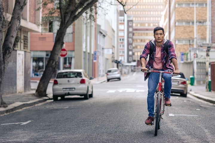 How to Ride a Bicycle: 6 Steps for Adults