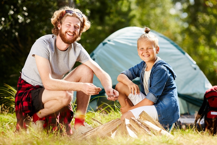 9 Essential Camping Supplies for Kids